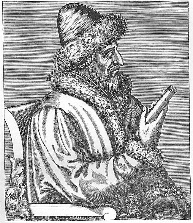 Василий Третий