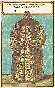 220px-Sigismund_von_Herberstein_in_russian_dress1