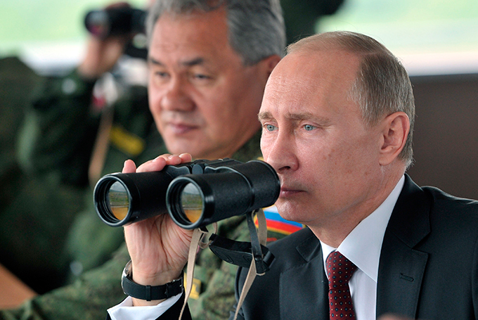 Путин-война
