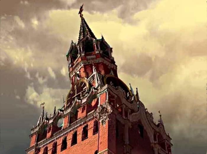 Путин-Кремль