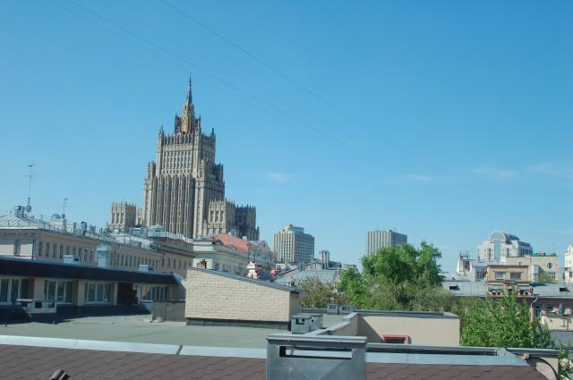Любимая Москва ;)