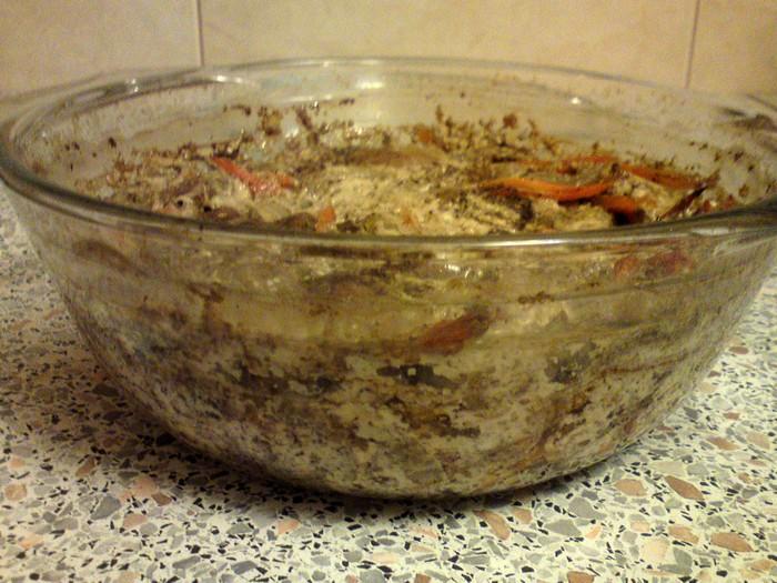 Куриная печень в духовке 10