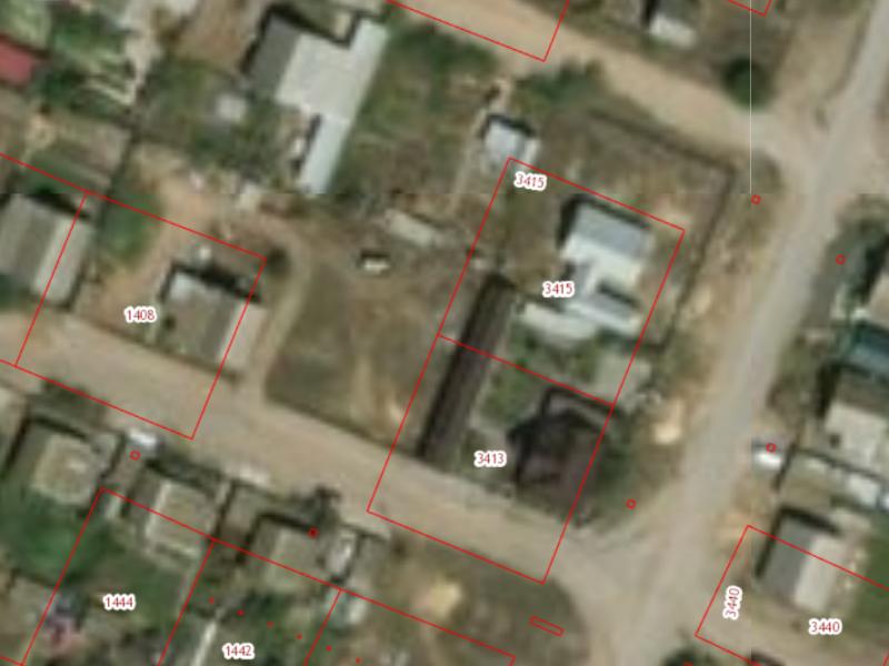 Картинка взята с кадастровой карты Росреестра. Находится в общем доступе в сети Интернет.