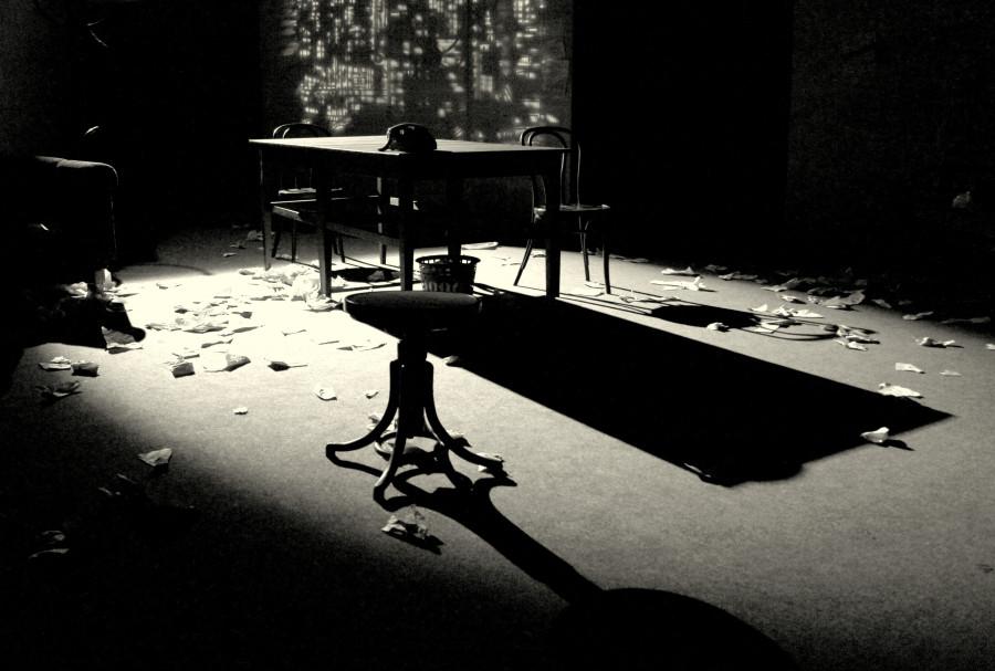 Игры одиноких. Театр Вахтангова