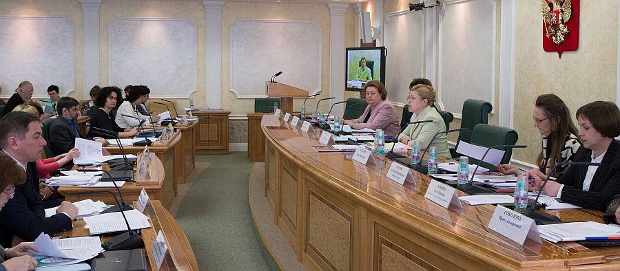 Фрагмент фото пресс-службы Совета Федерации