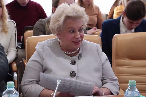 Т.А.Потяева, Уполномоченный по правам человека в Москве
