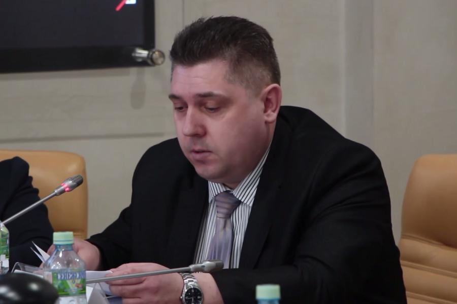 Главный эксперт-специалист МВД А. М. Сокол