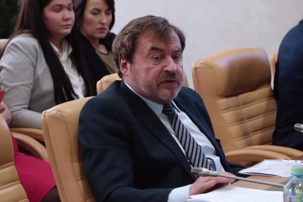 В. И. Винницкий, член ОП РФ