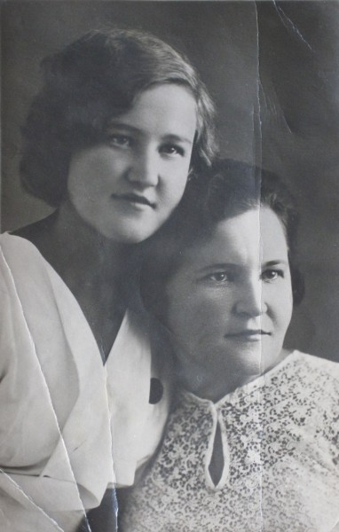 Vintilina Evgenia i Maria