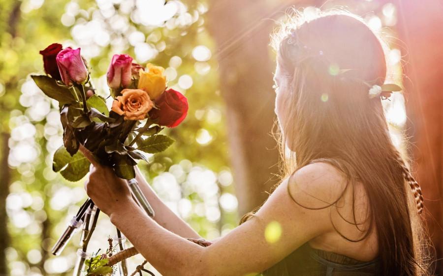 Международная сеть доставки цветов AMF дарит бесплатную фотосессию к 1 сентября