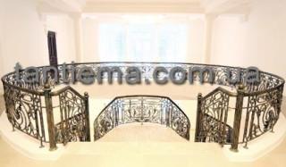 кованые лестницы, лестничные ограждения