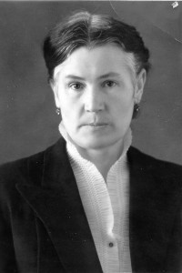 Александра Семёновна Астахова (1913 – 1962)