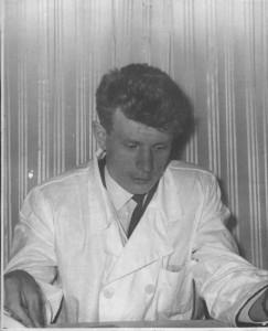 Владимир Георгиевич Будза