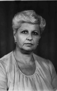 Валентина Петровна Сировская