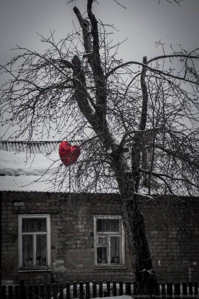 Снежный Март и невесть каким ветром занесенная в огород любовь )
