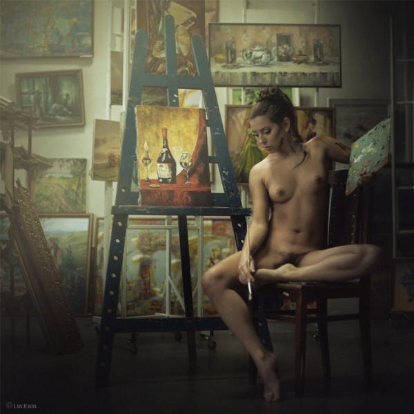 галерея фотографий ню