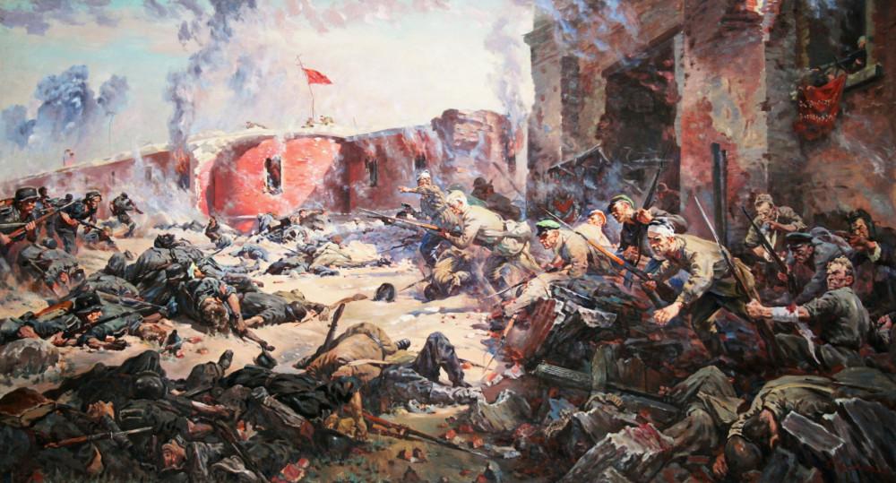 Оборона Брестської фортеці в 1941р. Як це було?