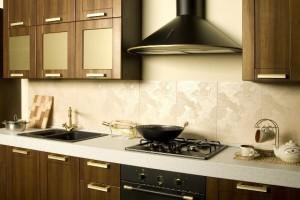 Как закрепить вытяжку на кухне