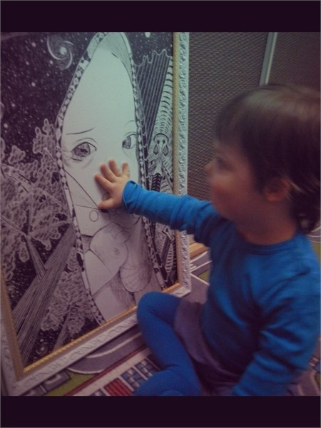 Никита и Портрет 01