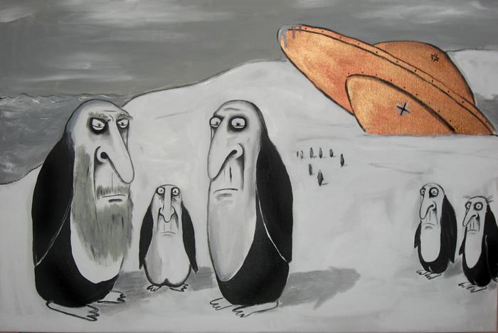 Антарктида - Эхо Войны