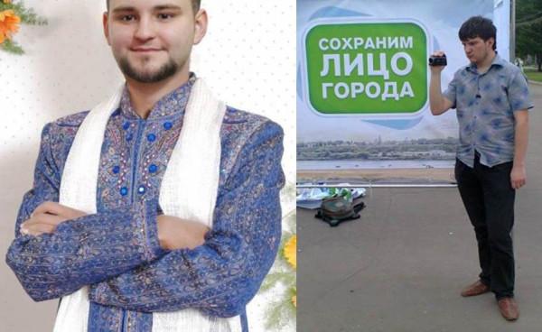 Павел Чемоданов и Дмитрий Вохминцев