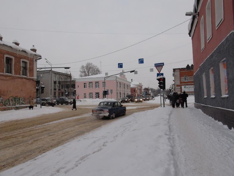 Кимры, КПРФ, Роман Андреев, снег