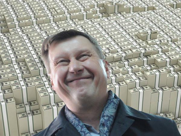 Анатолий Локоть, КПРФ, Новосибирск, теневой бизнес