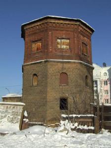 Водонапорная Иркутск