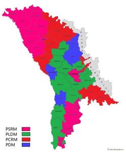 2014 Молдавия