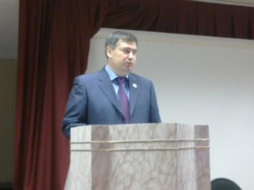 В Ижевске состоялось собрание депутатов-коммунистов всех уровней.