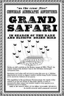 Grand Safari Poster