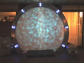 The Field-Modified Stargate in Action