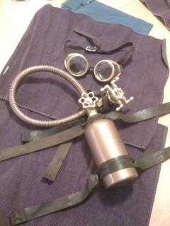 airshipman's accessories