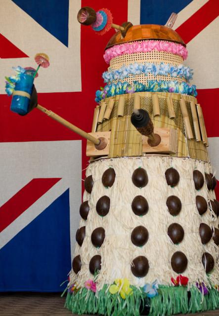 Tiki Dalek at Westercon 64 II