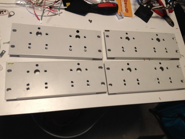 First-try pump panels