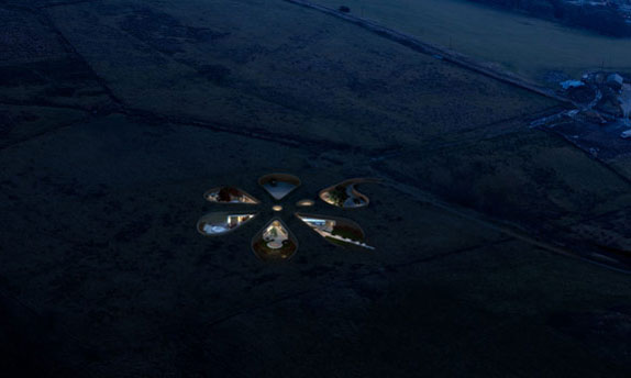 эко-дом, проект, великобритания