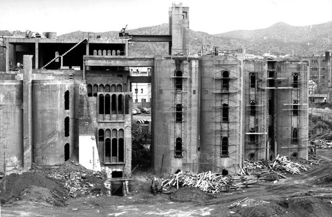 реконструкция, жилой дом, завод