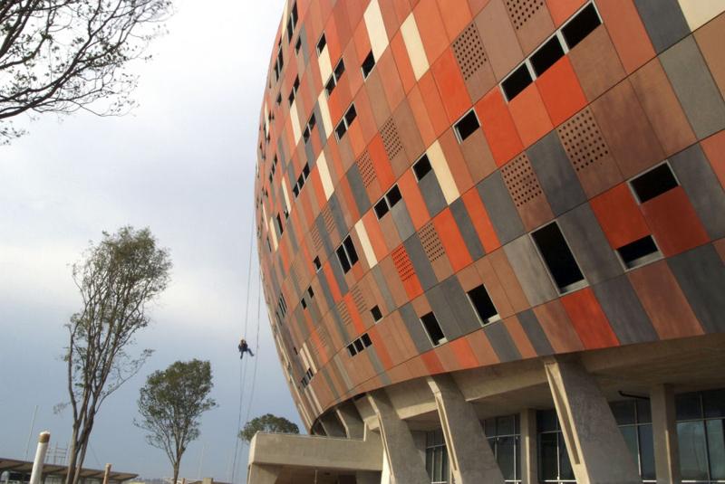 Современная архитектура стадион
