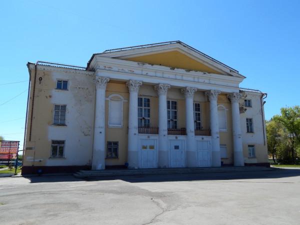 Дворец культуры ЧЗМК