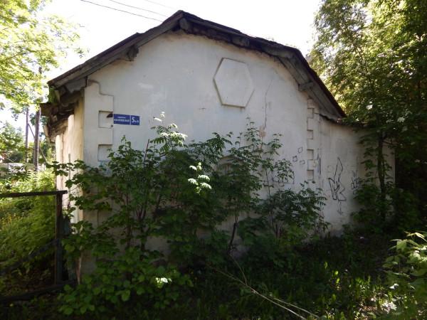 Канатовский переулок