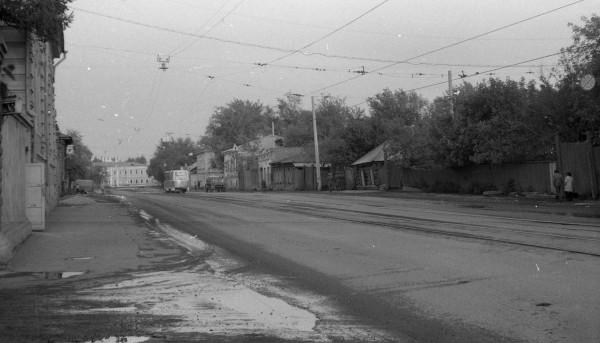 Ул. Труда, 1973 год