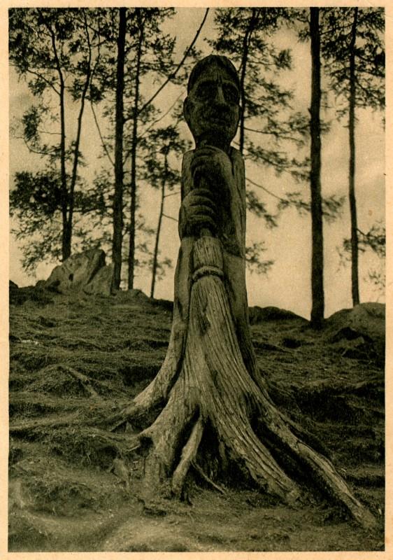 «Чистка». Скульптура Соловьева
