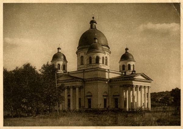 Окружной музей в здании бывшего собора