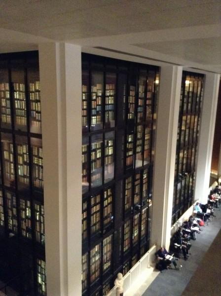 Британская национальная библиотека, коллекция  книг Георга III