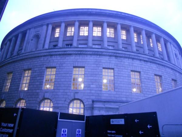 Центральная библиотека Манчестер