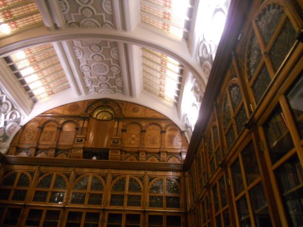 Шекспировский мемориальный зал