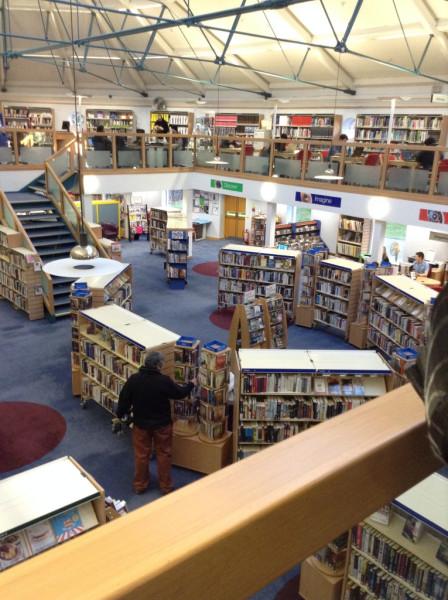 Городская библиотека Ройал-Лемингтон-Спа