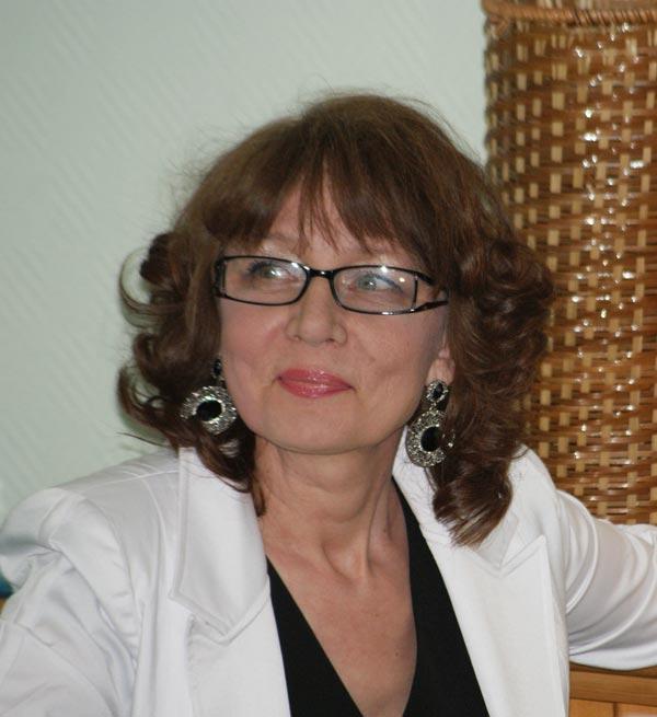 Ирина Юрьевна Шинкаренко