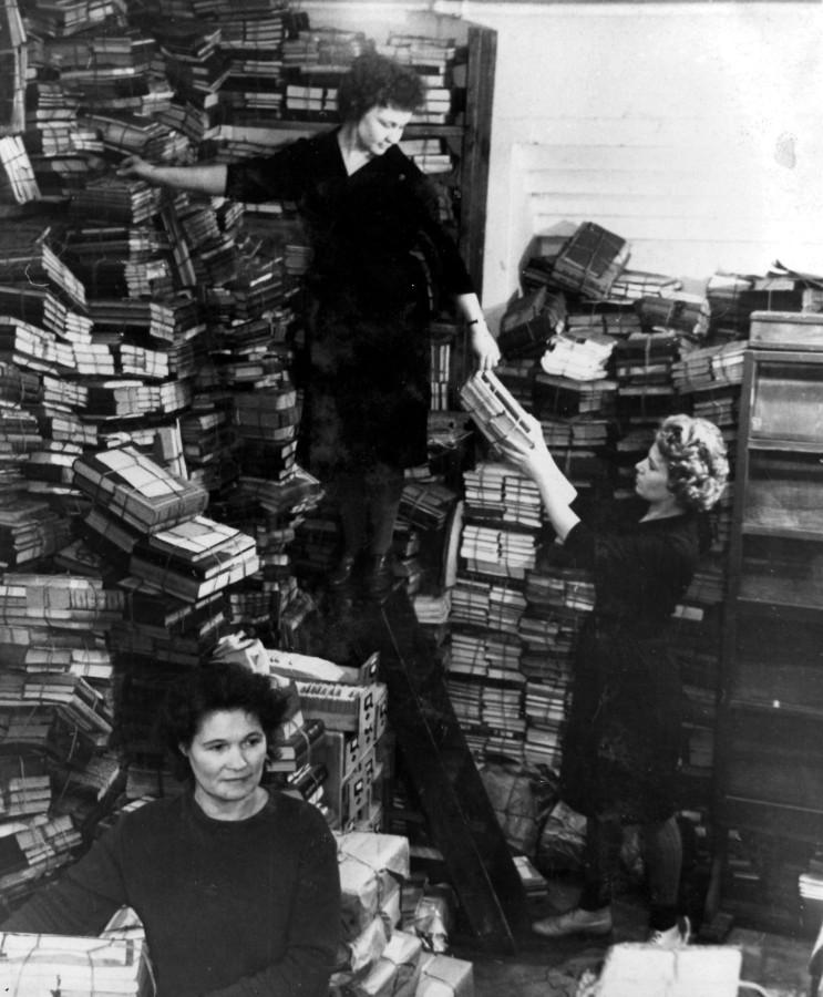 1964 подготовка к переезду