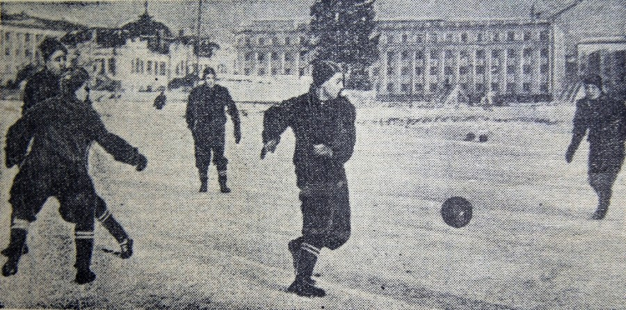Крас. комсомолец 195810 янв